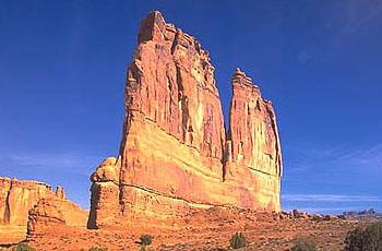 Arches Rock Climbing
