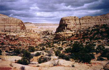 Capitol Reef Weather