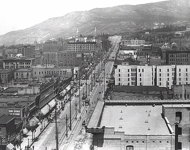 Early History of Salt Lake City