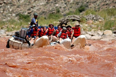 River Rafting near Park City