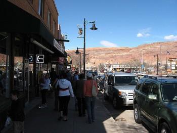 History of Moab