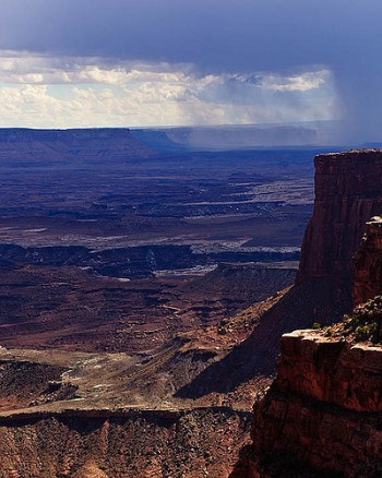 Weather in Canyonlands