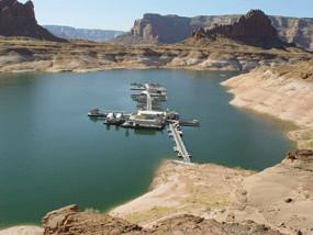 Dangling Rope Marina |Dangling Rope Marina Lake Powell | Forbidden Canyon Lake Powell