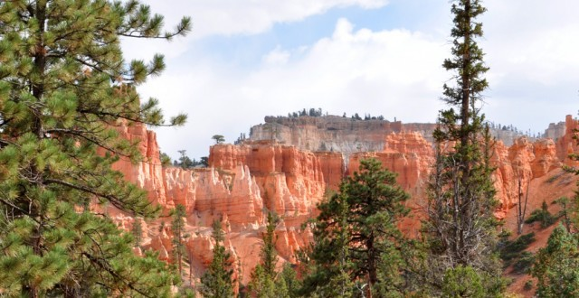 Bryce Canyon Hoodoo Formation