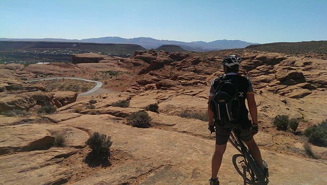 mountain biking in st george