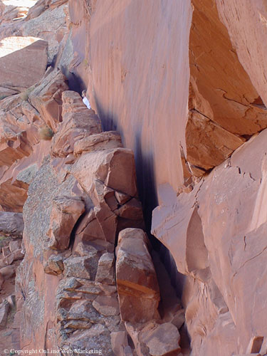 Grand Staircase Canyons