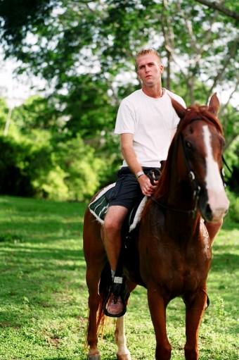 Horseback riding in St.George
