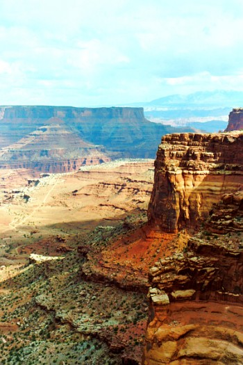 Graben in the Canyonlands