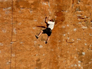 Rock Climbing near Las Vegas