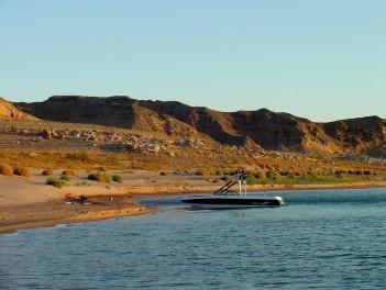 Water Skiing in Las Vegas