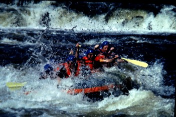 River Rafting in Las Vegas