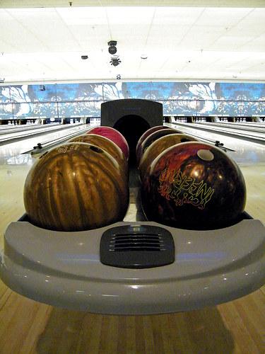 Bowling in Salt Lake