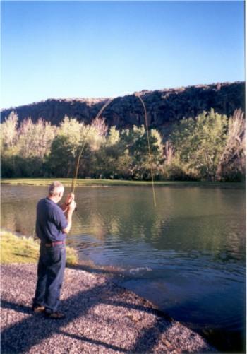 Fishing in Brian Head