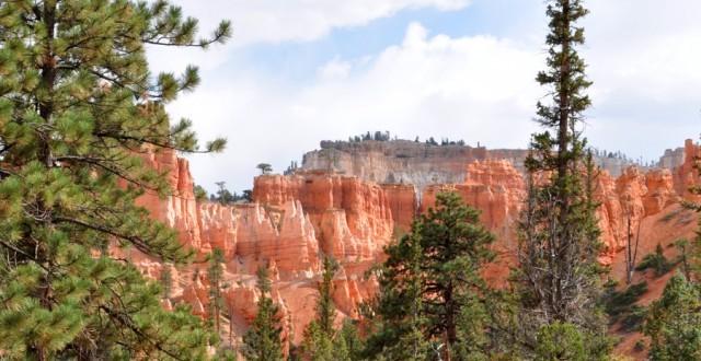 Bryce Canyon Hoodoo Formation