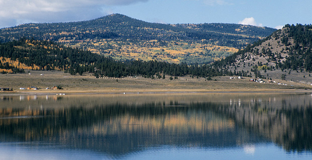 Panguitch Lake by Gale Lindstrom